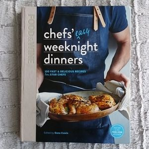 Other - Chefs' easy weekendnight dinners cookbook